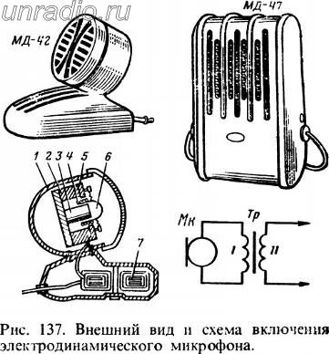 Микрофон такой системы имеет