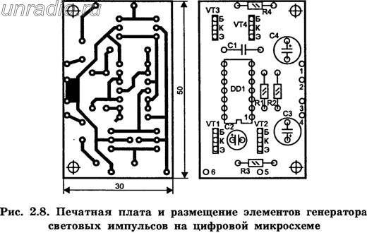 Конденсатор С1 типа К10-17,